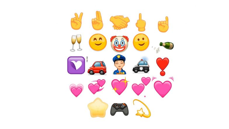 Telegram New Animated Emojis