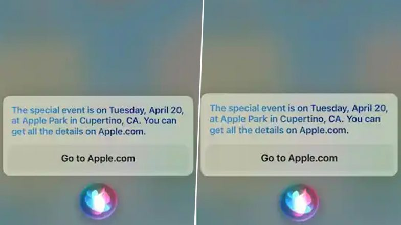 Apple's Next Event Reportedly on April 20, 2021 - ZEE5 News