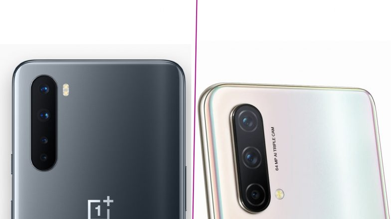 OnePlus Nord & OnePlus Nord CE 5G Camera